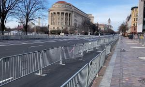 Penjagaan Super Ketat Pelantikan Biden Jadi Presiden AS Ke-46