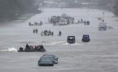 Selebritis Hollywood Galang Dana untuk Bencana Harvey dan Irma