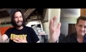 Wisuda Virtual, Keanu Reevs dan Alex Winter Unggah Ucapan Selamat