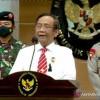 Mahfud MD Tegaskan Pemerintah tak Proses Hukum Din Syamsuddin