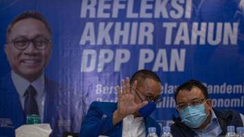 PAN Tunggu Permintaan Jokowi Masuk Kabinet