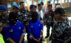 Panik Didekati Anggota TNI AL, Penumpang Lion Air Ketahuan Bawa Sabu