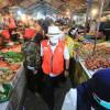 Pedagang Pasar Tradisional di Bandung Abai Prokes, Lapak Terancam Ditutup