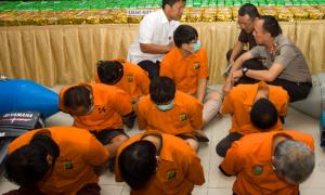 Ini Sebabnya Indonesia Sasaran Empuk Bandar Narkoba Internasional