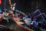 Menggemakan Takbir Dengan Menelusuri Sungai Cisadane