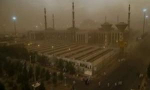 Badan Meteorologi Arab Saudi Peringatkan Terjadi Banjir di Makkah