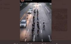 Pesepeda Diminta Punya Rasa Saling Memiliki, Anies Enggak Usah Bikin Lintasan Baru