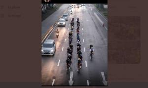 Sepeda Non Road Bike Dilarang Lintasi Jalan Sudirman-Thamrin