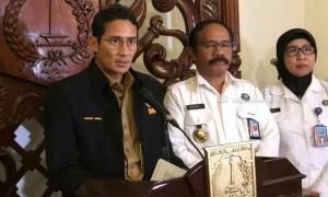 Sandiaga Intruksikan BNNP DKI Tembak Mati Bandar Narkoba