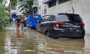 Jakarta Dikepung Banjir, Sebanyak 3.565 Warga Mengungsi