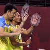 Hasil Thailand Open 2021: Hendra/Ahsan dan Jonathan Cristie Tersingkir