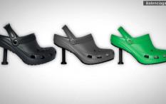 Akankah Kamu Menggunakan Heeled Clog dan Boots Dari Crocs x Balenciaga?