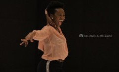 Waktu Terbaik Berlatih Tarian Waacking Versi Ebony, Waacker Asal Kanada