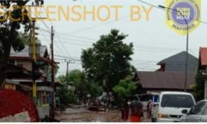 [HOAKS atau FAKTA]: Warga Bakri Bantaeng Sulsel Tutup Jalan karena Kecewa dengan Pemerintah