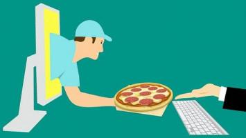 [HOAKS atau FAKTA]: Gegara Corona, Domino Bagi-bagi Dua Pizza Besar Gratis