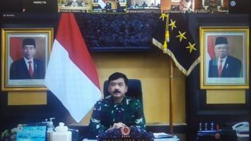 Panglima TNI: Jangan Biarkan Persatuan dan Kesatuan Bangsa Hilang karena Provokasi