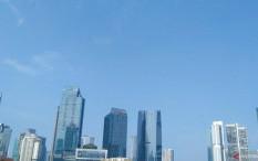 Cuaca Jakarta Senin Diprakirakan Hujan Disertai Petir