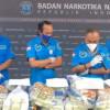 BNN Bongkar Penyelundupan Narkoba Ratusan Kilogram Bermodus Pengiriman Jagung