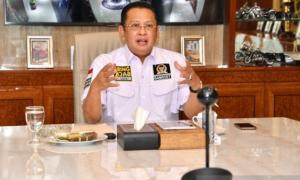 Bamsoet Minta Pria yang Ngeprank Lelang Motor Jokowi Dilepas