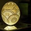 Karya Seni Telur dengan 45.800 Lubang ini Pecahkan Rekor Dunia