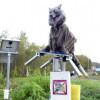 'Monster Wolf', Robot Serigala untuk Menakuti Beruang Liar
