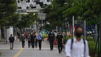Mayoritas Warga Jakarta Diklaim Taat Protokol Kesehatan