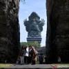 Kawasan Wisata GWK Cultural Park Kembali Dibuka