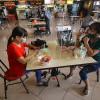 Petugas Gabungan bakal Awasi Pengunjung di Warung Makan