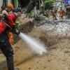Wagub Klaim Logistik Kebencanaan Jakarta Memadai