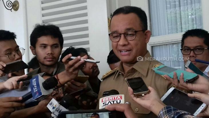 Dikritik Dirlantas Soal Motor Melintas di Sudirman, Ini Jawaban Anies