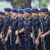 [HOAKS atau FAKTA]: Warga Negara Tiongkok Jadi Brimob