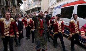 Tak Ada Perayaan Festival Purim di Israel