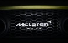 McLaren Artura Memiliki Bobot Ringan