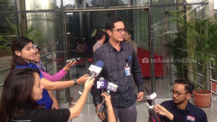 KPK Dalami Anggota DPR yang Diduga Terlibat Kasus Suap Bakamla