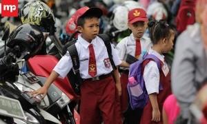 219.996 Siswa Negeri se-DKI Masuk Hari Pertama Hasil PPDB