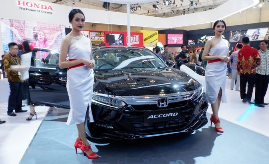 All New Honda Accord Hadir di GIIAS 2019