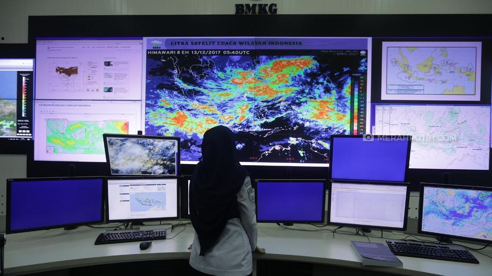 Cuaca Panas Melanda Indonesia, Ini Penjelasan BMKG