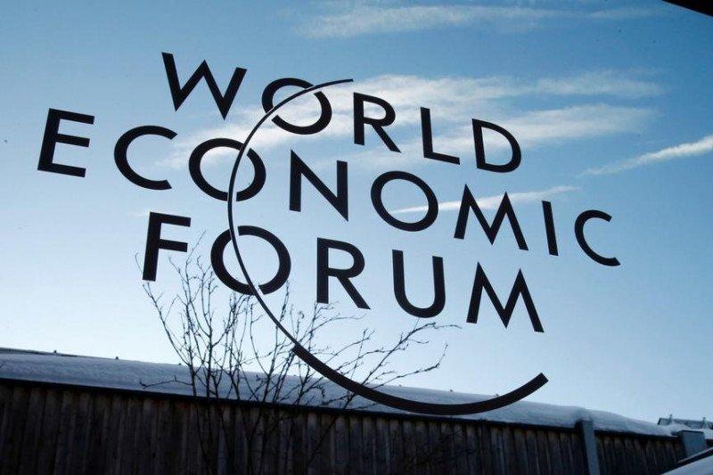 Forum Ekonomi Dunia. (Foto: Antara)