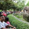 Libur Panjang, Ragunan Cuma Terima 2000 Wisatawan Per Hari