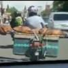 Warga Boyolali Bawa Jenazah Ibunya Diikat di Bagian Belakang Sepeda Motor