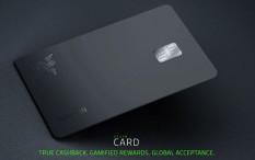 Demi para Gamers, Razer Bikin Kartu Visa dengan Lampu LED