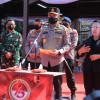 Polri Bagikan 272 Ribu Paket Sembako untuk Warga Terdampak COVID-19