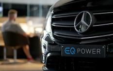 Mercedes-Benz Siap Bertenaga Listrik di 2030