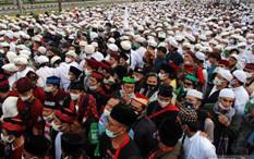 Dinkes DKI Janji Tracing Massa Penjemput Rizieq Shihab