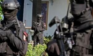 Densus 88 Tangkap Terduga Teroris di Kalimantan Utara
