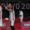 Perebutan Perunggu Olimpiade Tokyo, The Daddies Ditundukkan Ganda Malaysia