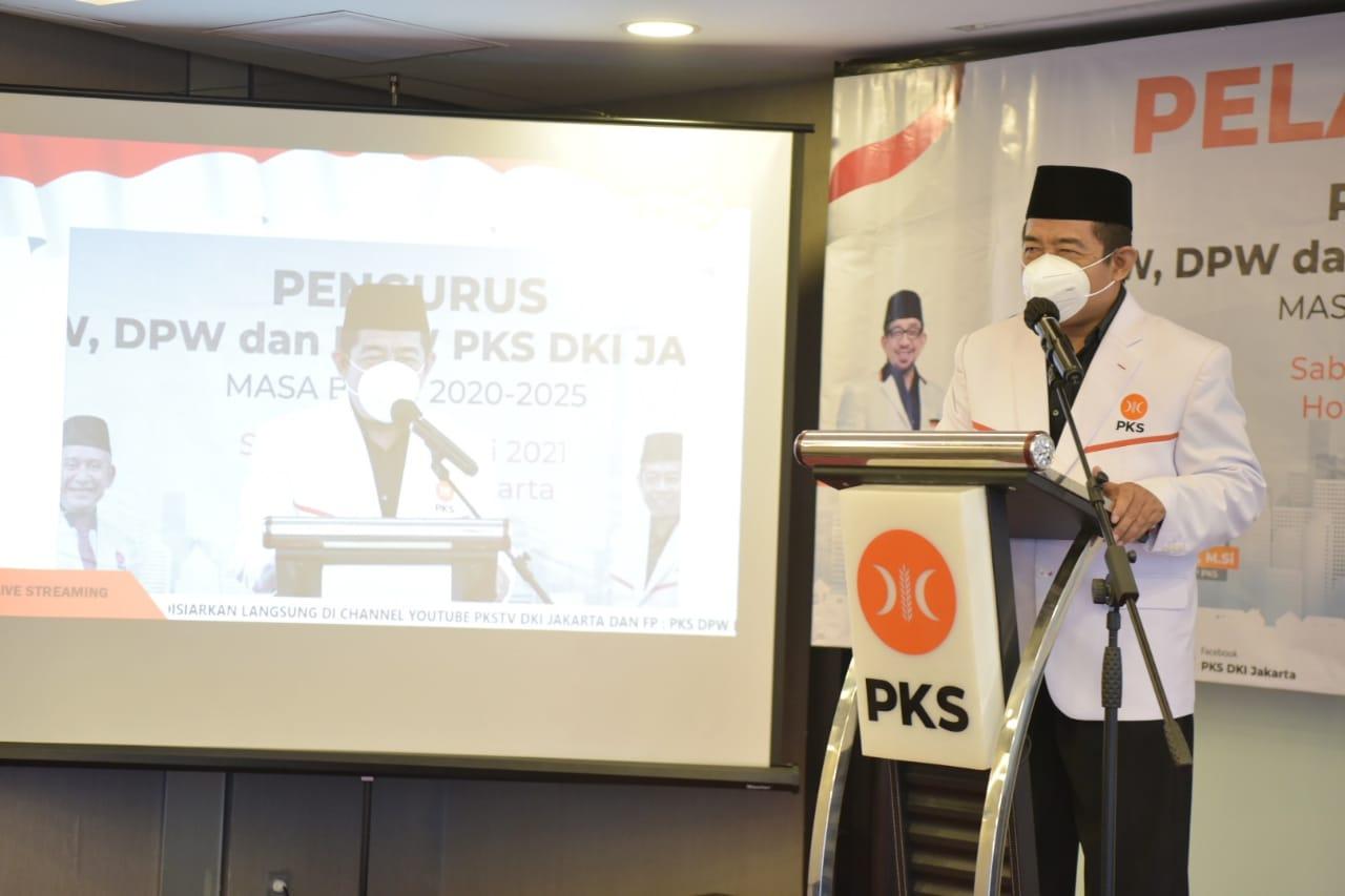 PKS Khawatir Rencana Pembangunan Jakarta Berantakan Jika Pilkada  Digelar 2024