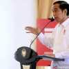 Jokowi Mengaku Sudah Lewati Pertimbangan Matang Beri Penghargaan ke Fahri-Fadli