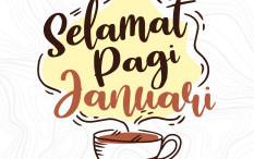 Selamat Pagi Januari!