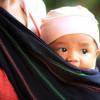 Menggendong Bayi Membuatnya Nyaman